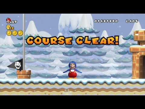 New Super Mario Bros. Wii All Secret Exit Locations