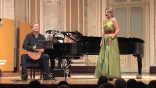 Luna Llena Duo - 'O Sole Mio (Live)