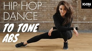 Work Out: Hip Hop Dance to Tone Abs  |  Danielle Peazer(Get great abs fast with this Hip Hop Dance workout by Danielle Peazer. The gorgeous Danielle Peazer shows us some Hip Hop dance moves that she uses to ..., 2015-04-09T19:59:59.000Z)
