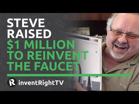 Steve Raised $1 Million To Reinvent The Faucet