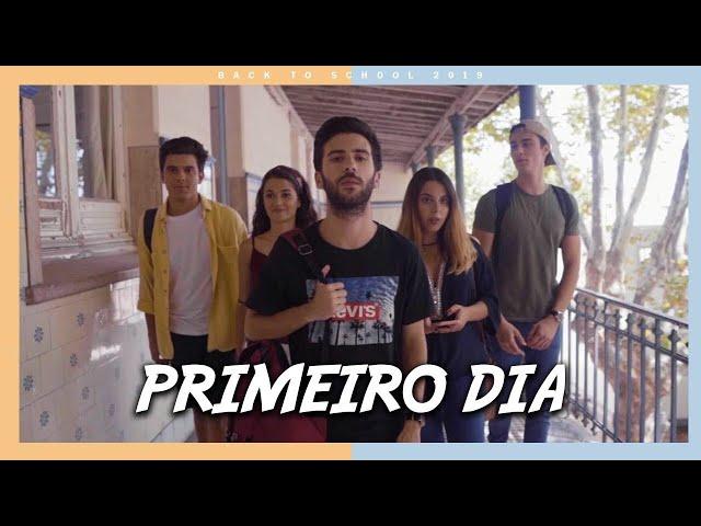PRIMEIRO DIA DE AULAS | #BTS2019 | JOÃO JONAS