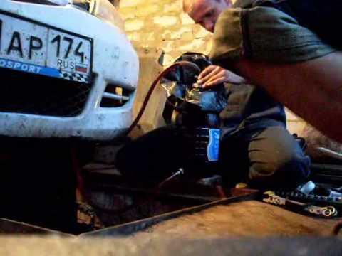 Замена масла в раздаточной коробке мазда демио 2004 Замена замка зажигания мазда cx 5