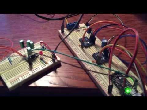 Rotator Software/Hardware Interface