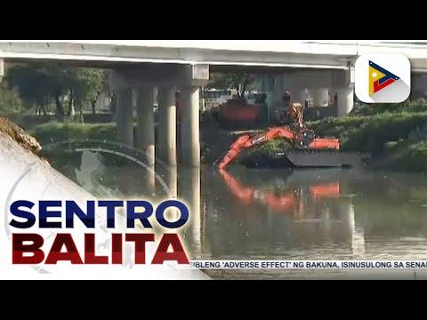 Dredging sa Marikina River, sinimulan na
