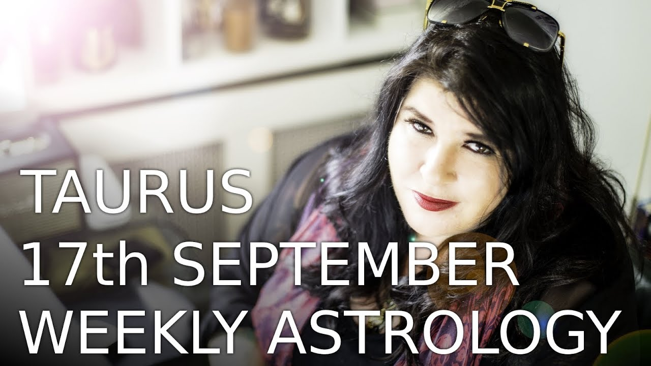 taurus weekly horoscope 16 december 2019 by michele knight