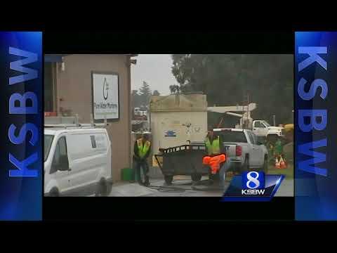 Monterey Peninsula beaches still closed after sewage spill, rain