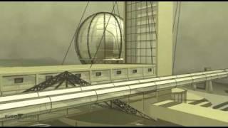 3D презентация «Архитектурные проекты И. Леонидова»
