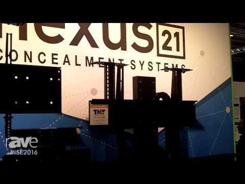 ISE 2016: Nexus 21 Presents Model XL-75 Concealment System