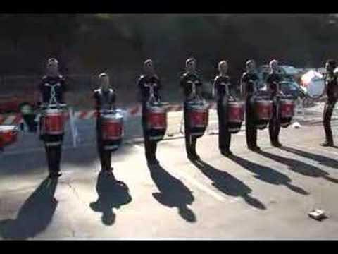 Colts 2007 Drumline 07