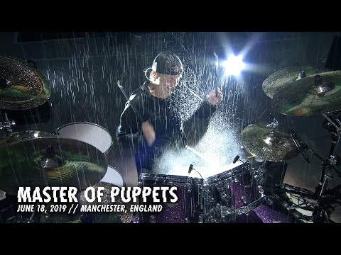 The Man Cave - Metallica: Master of Puppets (Manchester, England - June 18, 2019)