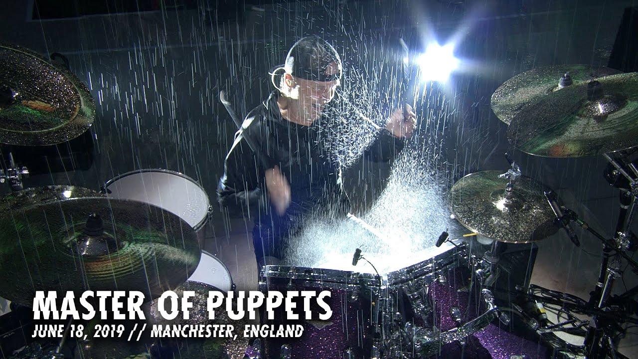 Metallica: Master of Puppets (Manchester, England — June 18, 2019)
