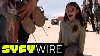 exclusive logan behind the scenes feature   syfy wire