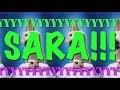 HAPPY BIRTHDAY SARA! - EPIC Happy Birthday Song