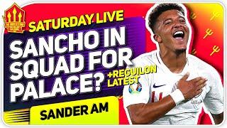 Sancho In Next Week! Reguilon Off To Inter? Man Utd Transfer News
