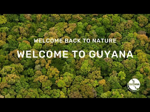 Get Back to Nature with the Guyana Tourism Authority