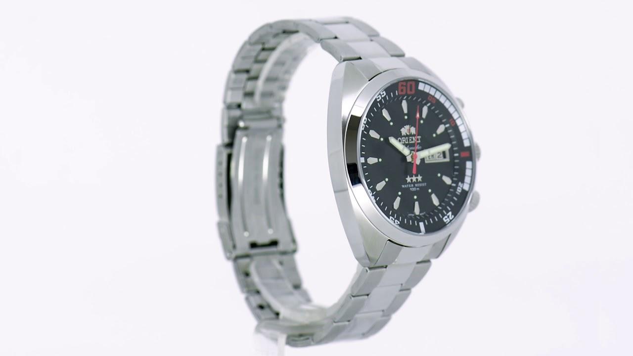 ac2d2341f29 Relógio Orient Masculino Automatic 469SS059P1SX - Eclock - YouTube