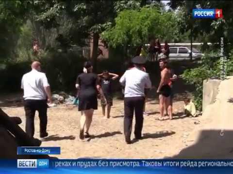 Полицейские и спасатели провели рейд по донским пляжам