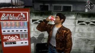 SHENMUE 1 & 2 Remaster Combat, Mini Games and Characters Gameplay