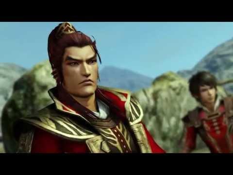 Dyansty Warriors 8 Battle of Yiling Lu Xun Hard mode