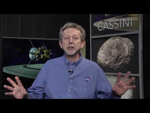 NASA Previews 'Grand Finale' of Cassini Saturn Mission