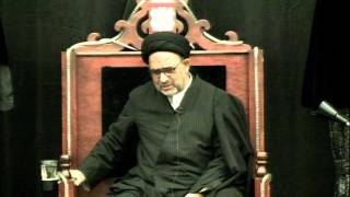 2. Muharram 1437 - Urdu - Maulana Syed Ahmed Ali Abidi