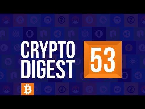 CD #53. TRON partners with Shift Markets. Ripple. Bitcoin