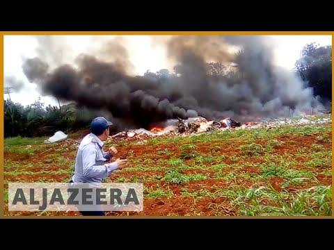 🇨🇺 Cuba plane crash: More than 100 people killed | Al JAzeera English