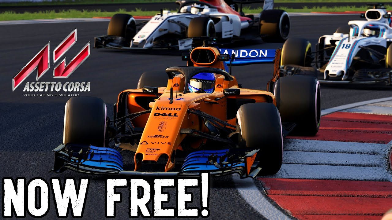 SimRacing604: Best Free F1 experience in Assetto Corsa