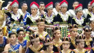 Happy new year 2019 2020 Hmong MN Dancing teams
