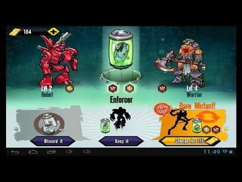 Mutants Genetic Gladiators hack gold