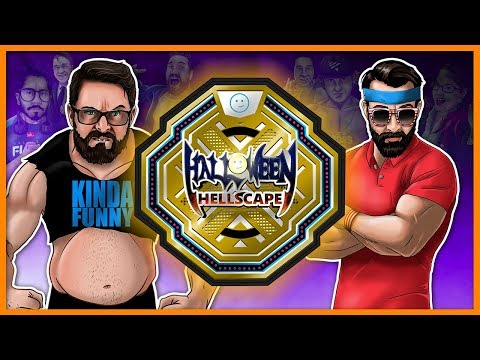 Kinda Funny World Championship Halloween Hellscape (FULL SHOW!)