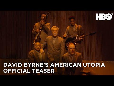 David Byrne's American Utopia (2020): Official Teaser | HBO