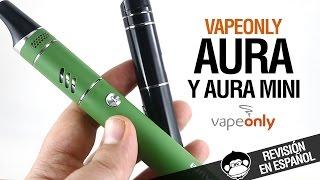Disponible aqui, Aura: http://goo.gl/q79Dw2 y Aura Mini: http://goo...