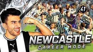 THE END OF FIFA 19! EPIC SERIES FINALE! - FIFA 19 NEWCASTLE CAREER MODE #41