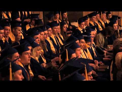 Cérémonie de remise des diplômes de l'Ecole Hôtelière de Thonon