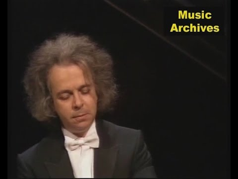 Cyprien Katsaris - Brahms: Piano Sonata No. 3 in F minor, Op. 5