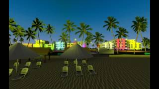 ROBLOX Coral City - Sunrise Teaser