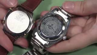 How to Open a Watch Back Multiple Types