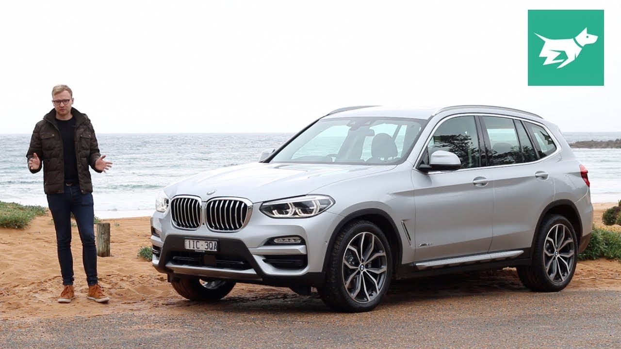 BMW X3 2018 detailed review - YouTube