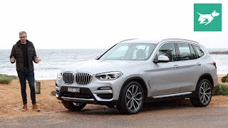BMW X3 2018 detailed review