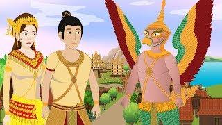 រឿងនិទាន ព្រះនាង រុក្ខទេវតា-Khmer Cartoon Tales-Khmer Cartoon-Tokata Khmer