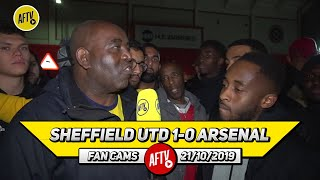 Sheffield Utd 1-0 Arsenal | Emery Is Too Stubborn To Play The Right Players!