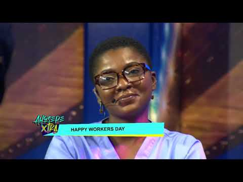 Ahosepe Xtra with Sister Sandy on Adom TV (3-5-21)