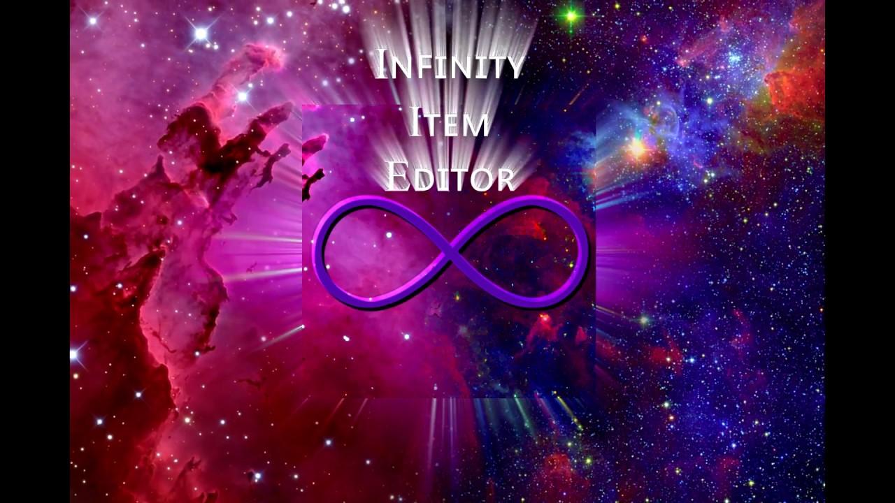 Infinity Item Editor - Mods - Minecraft - CurseForge
