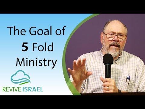 The Goal of Five Fold Ministry   Dan Juster   Revive Israel