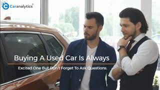Save Money before Involve in Seller's Trap #caranalytics #usedcar
