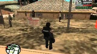 Gta San Andreas Dyom: Swat