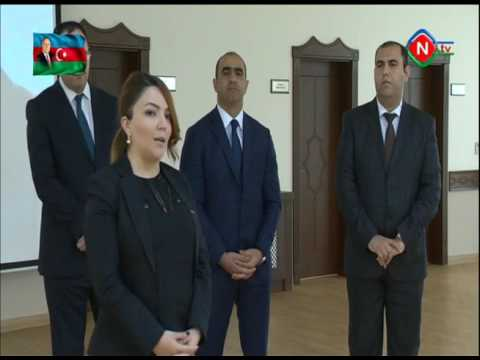 YAP Binəqədi rayon təşkilatının səfəri   16.11.2016