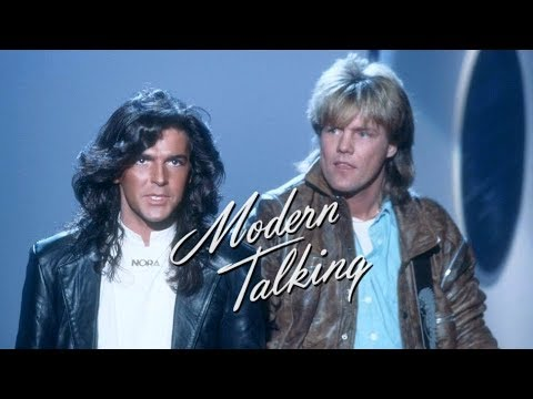 Modern Talking - Cheri Cheri Lady (Kamil Kocak's 80s Walkman Mix)