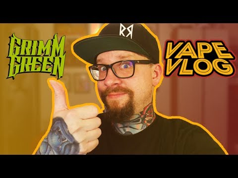 6:29:30 NEW VLOG! ~ VapeShows ~ Vaping VS Big Tobacco ~ Azazoth RDA ~ Tobacco Juice